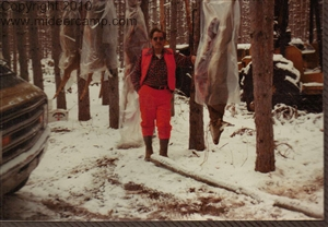 Vintage Deer Camp Photos