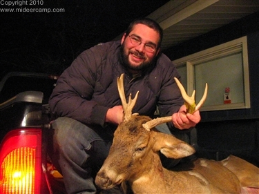 John Hartline Hunting Photos
