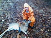 Kwaid Cox Deer Hunting