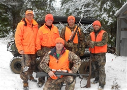 Pine Ridge Hunt Camp