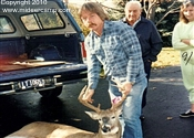 Tom Dunsheath Deer Hunting Photos
