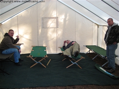 Wall tent guide Wall tent floor